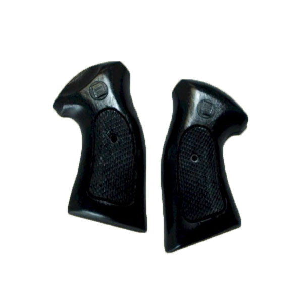 CHARTER ARMS REVOLVER (LARGE SIZE GRIPS)