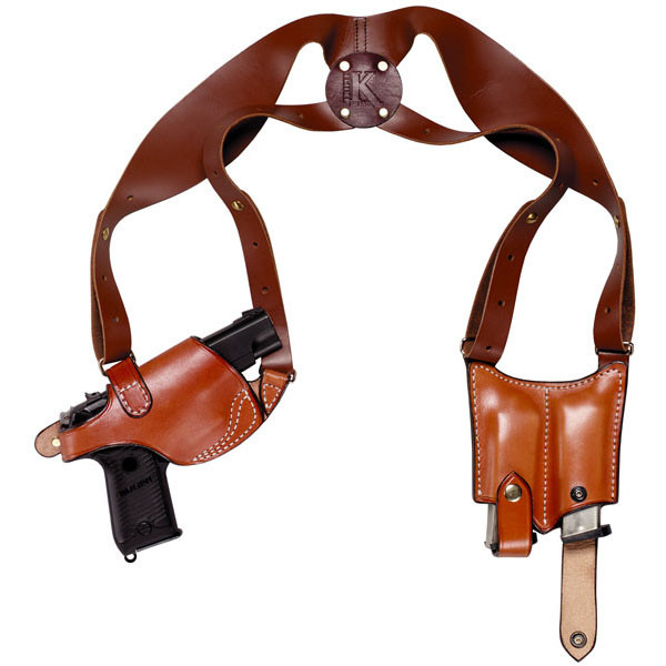 274 Three Piece Ultra Shoulder Holster Set Triple K. 274 Three Piece Set Includes 276 Holster 277 Dual Pouch 278 Harness Newly Designed For Increased Fort And Style. Wiring. Leather Harness Radio Holster At Scoala.co