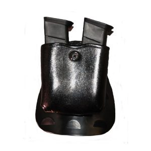 #661 Open Top Magazine Carrier with Black Paddle