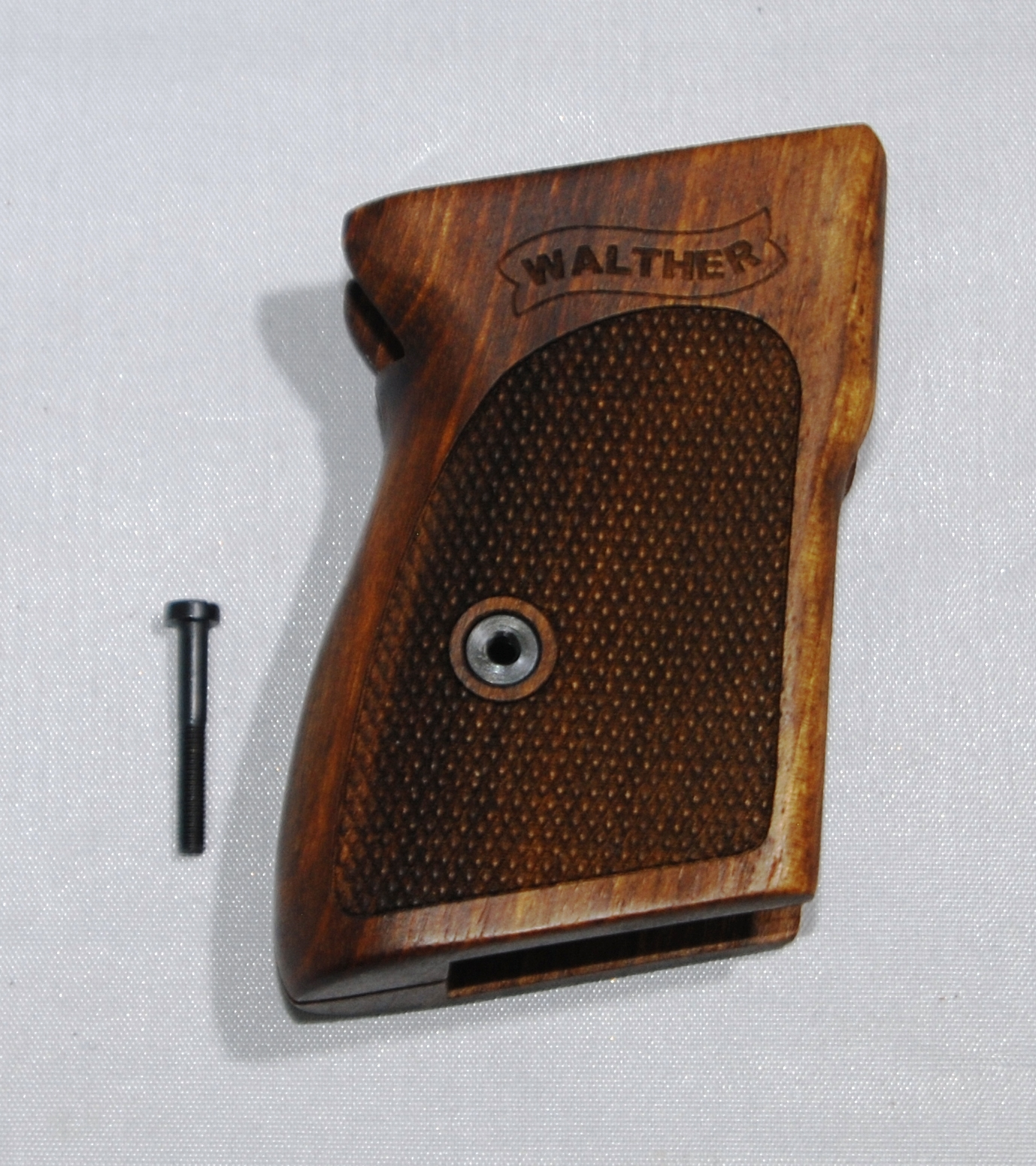 WALTHER PPK WOOD GRIPS